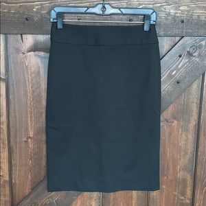 Banana Republic Pencil Skirt Size 0